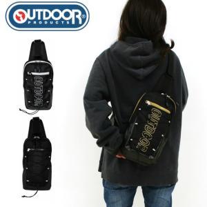 ボディバッグ メンズ OUTDOOR PRODUCTS アウトドアプロダクツ Pasadena ボディバッグ oli101 縦型|kabanya