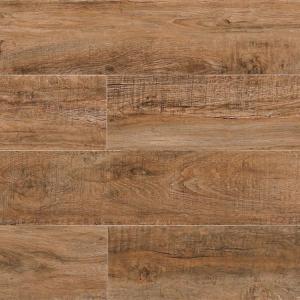 サンプル フロアタイル 木目 東リ 床材 フローリング材 SPWT-2374 ヴィンテージファー お...