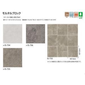 サンプル専用 フロアタイルサンプル サンゲツ/:分類なしモルタルブロック