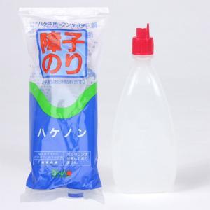 ワンタッチ 障子のり ハケノン 150g|kabegamiya-honpo