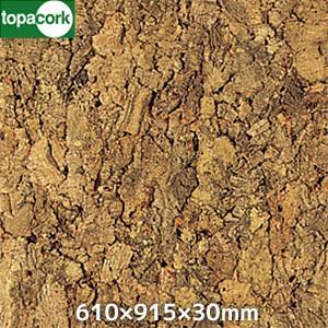 コルク 東亜コルク 壁用 バージンコルク 610×915×30mm  コルクマット 防音 自然素材 ...