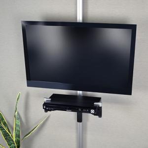 つっぱり棒 ポール TVセッタージュネス 専用オプション AVシェルフ OP111|kabekake-shop|04