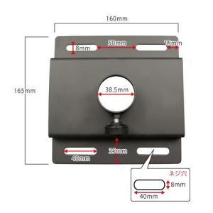 天吊りテレビ金具 金物 TVセッターハング VS28 SSサイズ|kabekake-shop|13