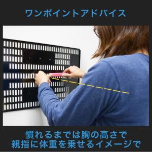 壁掛けテレビ金具 金物 ホチキス 賃貸 TVセッター壁美人 TI100 Sサイズ|kabekake-shop|05