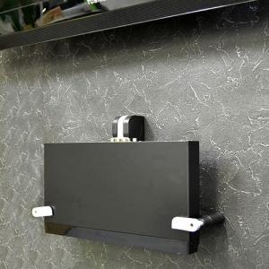 折りたたみ壁掛けAVシェルフ TVセッターシェルフ OP111|kabekake-shop|06