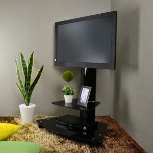 壁寄せテレビ台 壁掛けスタンド TVタワースタンド GP103 Sサイズ|kabekake-shop|06