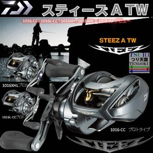 ※ダイワ スティーズ A TW 1016XHL DAIWA STEEZ A TW 4960652082143 2018 addition specifications|kabu-kazumi