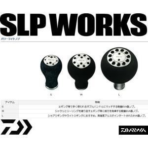 ダイワ DAIWA SLP WORKS RCS パワーライトノブ M 4960652717137|kabu-kazumi