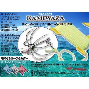 ※バレーヒル カミワザ 落とし込みギャフ 4996578661162 KAMIWAZA OTOSHIKOMI gaff|kabu-kazumi