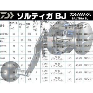 ※ダイワ 17ソルティガ BJ  200SH DAIWA SALTIGA BJ 4960652088336 2017Debut|kabu-kazumi|04