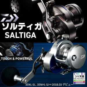 ※ダイワ ソルティガ 35NHL-SJ DAIWA SALTIGA 4960652127684 2018 addition specifications|kabu-kazumi