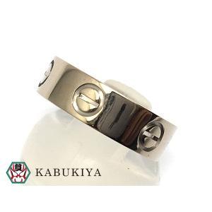 Cartier カルティエ ラブリング ♯50 指輪 K18...