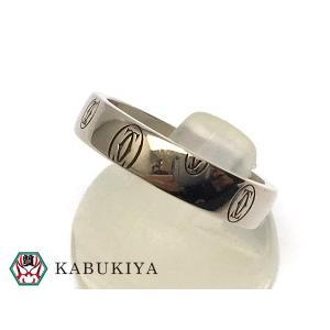 Cartier カルティエ ハッピーバースディ リング 指輪...