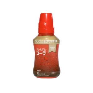 Soda Stream SSS0017 Syrup シロップ  プレミアム コーラ 750ml ソー...