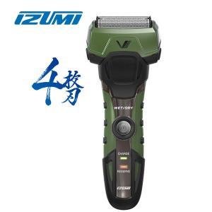■4枚刃 泡剃りに最適な4枚刃。広い接触面が肌に優しくフィットし、押しつけなくてもすばやくきれいにシ...