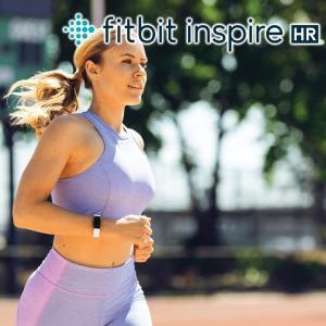 スマートウォッチ フィットビット Fitbit Inspire HR FB413LVLV-FRCJK アンドロイド対応 iPhone対応 防水 活動量計 腕時計 レディース ウエアラブル 睡眠計|kadecoco|10