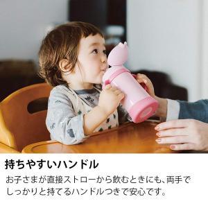 送料無料 サーモス まほうびんのベビーストローマグ 9ヶ月 FHV-350 kaden-outlet 03