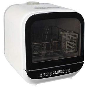 置くだけの簡単設置 通常の食器水切りカゴの代わりに置けるコンパクト設計。本体を置いたら後はコンセント...