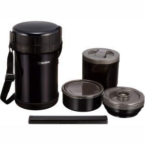 象印 大容量 保温 弁当箱 ステンレスランチジャー SL-XE20-AD