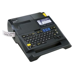 AC-00032887 キングジム ラベルライタ−テプラPRO SR670SR670