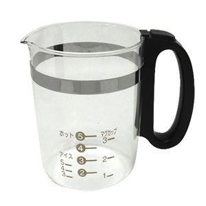 ACA10-136-KU パナソニック コーヒーメーカー用ガラス容器