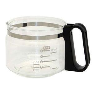 ACA10-142-K パナソニック コーヒーメーカー用ガラス容器