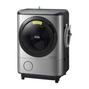 BD-NX120CR-S 日立 洗濯12kg ドラム式洗濯乾燥機 ビッグドラム