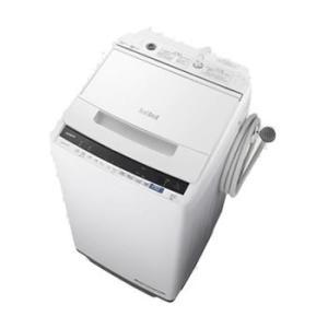 BW-V70E-W 日立 7kg 全自動洗濯機 ビートウォッシュ ホワイト
