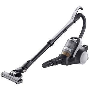 小型でさらに軽量。強力パワーでゴミ捨て簡単・清潔のサイクロン式。  ■小型・軽量ボディで強力パワー ...