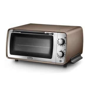 EOI407J-BZ デロンギ オーブン&トースター フューチャーブロンズ