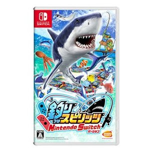 HAC-P-AS4HA バンダイナムコ Switch 釣りスピリッツ Nintendo Switch...