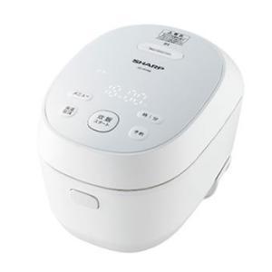 KS-HF05B-W シャープ 3合 IH炊飯器 ホワイト系