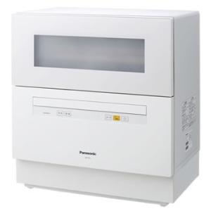 NP-TH1-W パナソニック 5人用 食器洗い乾燥機 レギ...
