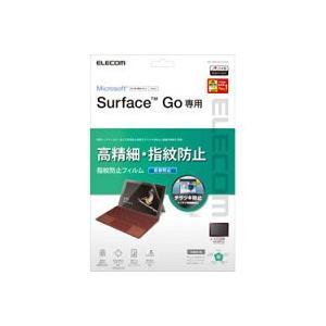 【新品・送料別】エレコム Surface GO 保護フィルム 防指紋 高精細 反射防止 BK-MSG18FLFAHD kaden