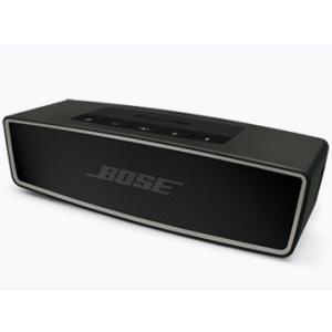 【新品・送料無料】Bose ボーズ SoundLink Mini Bluetooth speaker II [カーボン] kaden