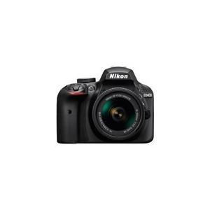 【新品・送料無料】Nikon D3400 18-55 VR レンズキット [ブラック] kaden