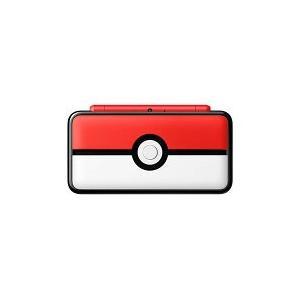 【新品・送料無料】任天堂(Nintendo) Newニンテンドー2DS LL モンスターボールエディション|kaden