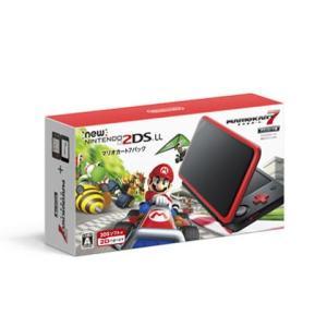 【新品・送料無料】任天堂(Nintendo) Newニンテンドー2DS LL マリオカート7パック|kaden
