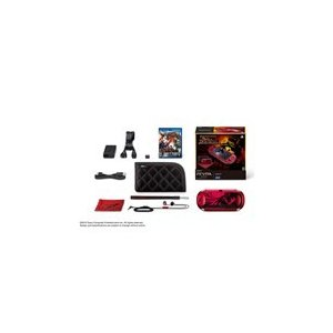 【新品・送料無料】SONY(ソニー) PlayStation Vita (プレイステーション ヴィータ) SOUL SACRIFICE PREMIUM EDITION Wi-Fiモデル PCHJ-10006|kaden