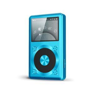 【新品・送料無料】FiiO(フィーオ) FiiO X1 [Blue] kaden