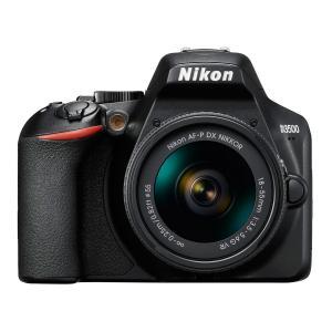 【新品・送料無料】コン(Nikon) D3500 18-55 VR レンズキット kaden