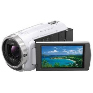 <HDR-CX680W・ホワイト>SONYフルハイビジョンビデオカメラ kadenfamiliar