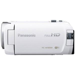 <HC-W585M-W・ホワイト>Panasonic パナソニック SD対応 64GBメモリー内蔵フルハイビジョンビデオカメラ ★お取り寄せ★ kadenfamiliar