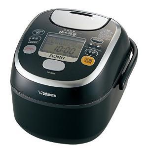 NP-QS06-BZ  プライムブラック象印 炊飯器 圧力IH式 3.5合 南部鉄器極め羽釜|kadenfamiliar