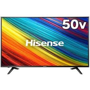 HJ50N3000 ハイセンス 4K対応 50型LED液晶テレビ◆沖縄・離島への発送不可商品◆|kadenfamiliar