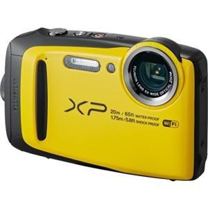FX-XP120Y イエロー FUJIFILM デジタルカメラ XP120  防水 kadenfamiliar