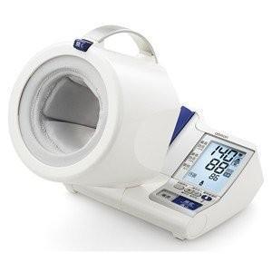 オムロン HEM-1011 血圧計 上腕式血圧計 デジタル自動血圧計 早朝高血圧確認機能|kadenfamiliar