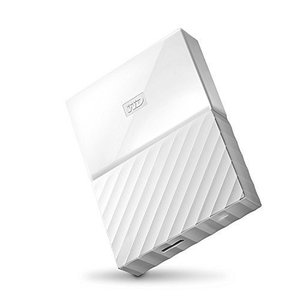 WDBYFT0030BWT-WESN  WD ポータブルストレージMy Passport 2016 3TB White kadenfamiliar
