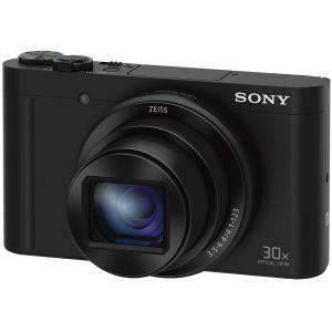 DSC-WX500 (B) ブラック SONY サイバーショット RX コンパクトデジタルカメラ kadenfamiliar