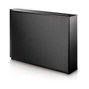 HDCZ-UT3KB(ブラック) アイオーデータ機器 外付HDD 3TB[USB3.1・Mac/Win] 家電録画対応 kadenfamiliar